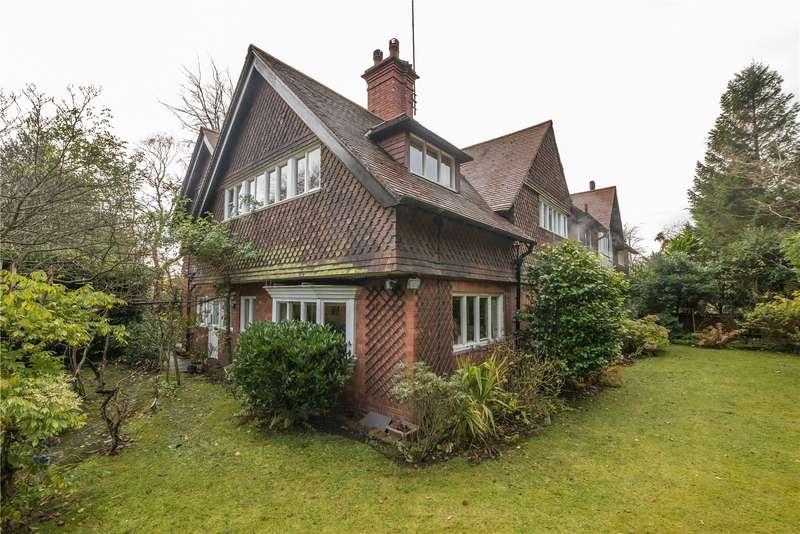 4 Bedrooms Detached House for sale in Allerton Road, Calderstones, Liverpool, L18