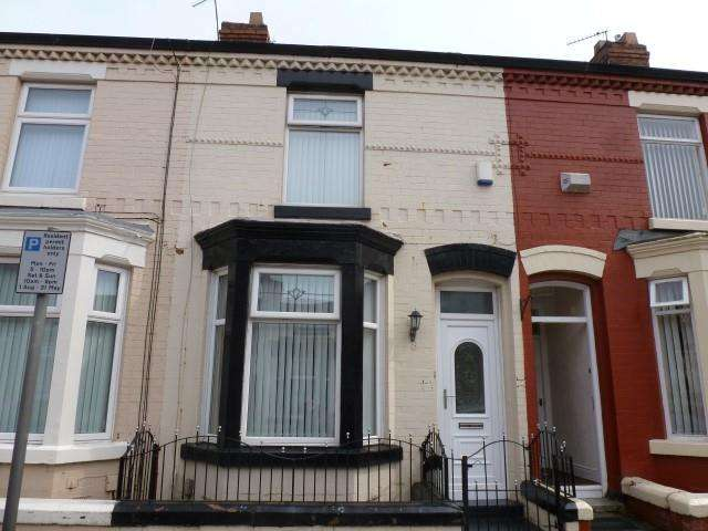 3 Bedrooms Terraced House for sale in Hans Road, Liverpool, Merseyside, L4