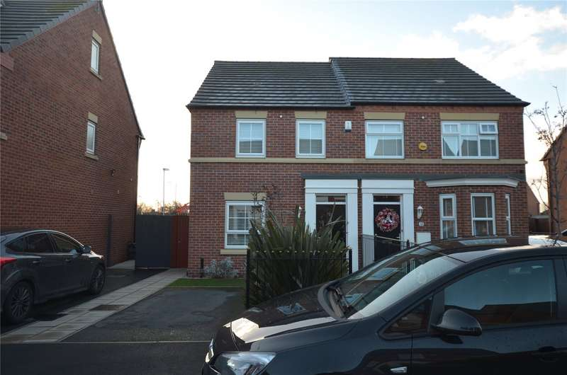 2 Bedrooms Semi Detached House for sale in Upperbrook Way, Liverpool, Merseyside, L4