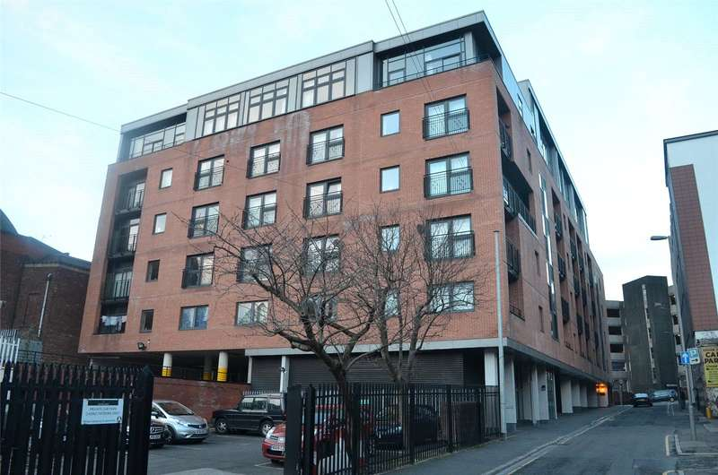 2 Bedrooms Apartment Flat for sale in Central Gardens, Benson Street, Liverpool, L1