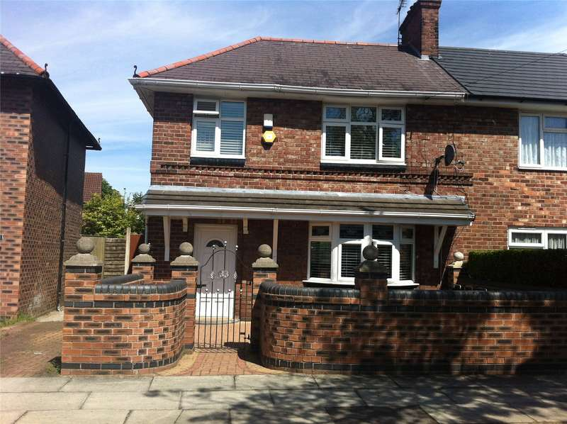 3 Bedrooms Semi Detached House for sale in Byng Road, Liverpool, Merseyside, L4