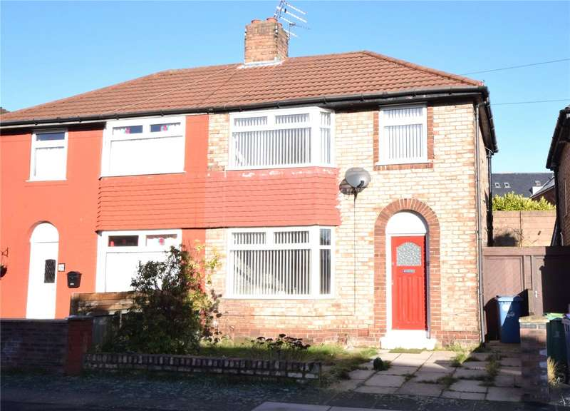 3 Bedrooms Semi Detached House for sale in Rudyard Road, Knotty Ash, Liverpool, L14