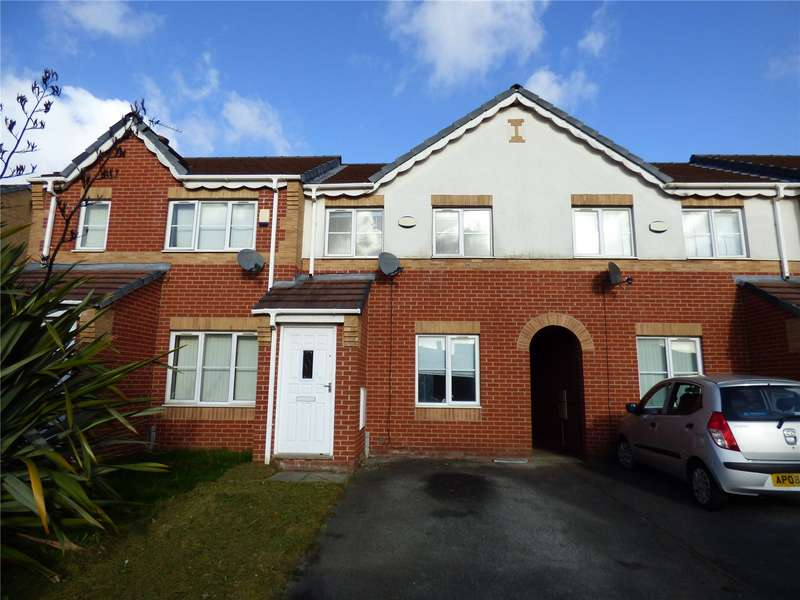 2 Bedrooms Terraced House for sale in Devilla Close, Liverpool, Merseyside, L14
