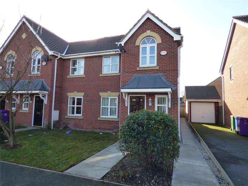 3 Bedrooms Terraced House for sale in Brigadier Drive, Liverpool, Merseyside, L12