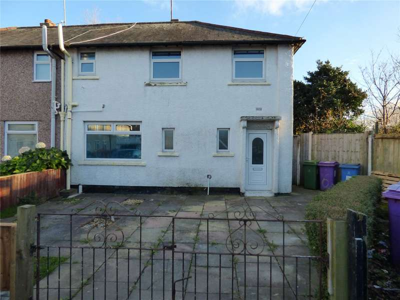 3 Bedrooms Semi Detached House for sale in Hedges Crescent, Liverpool, Merseyside, L13