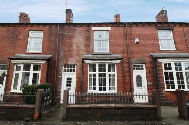 2 Bedrooms Terraced House for sale in Warrington Road, Wigan, Lancashire, WN3 4TB
