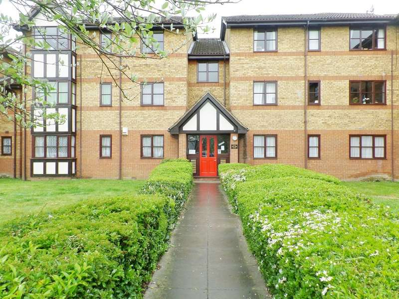 2 Bedrooms Apartment Flat for sale in Redwood Grove, Bedford MK42