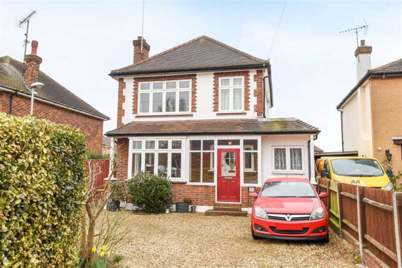 3 Bedrooms Detached House for sale in Fullers Way South, Chessington