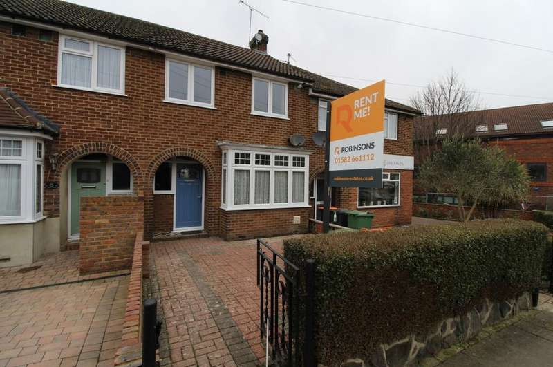 3 Bedrooms Terraced House for rent in Westfield Road, Dunstable