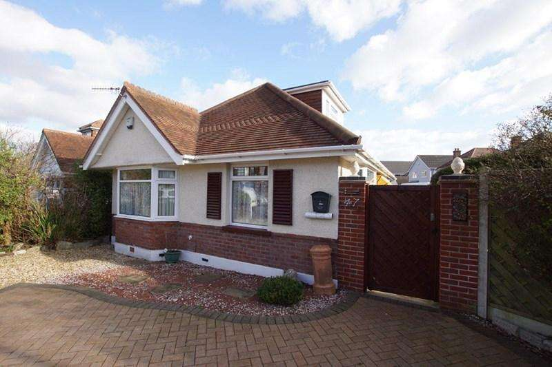 2 Bedrooms Bungalow for sale in Sherwood Avenue, Whitecliff, Poole