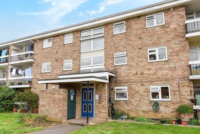 2 Bedrooms Flat for sale in Blackbird Leys Road, Oxford, OX4, OX4