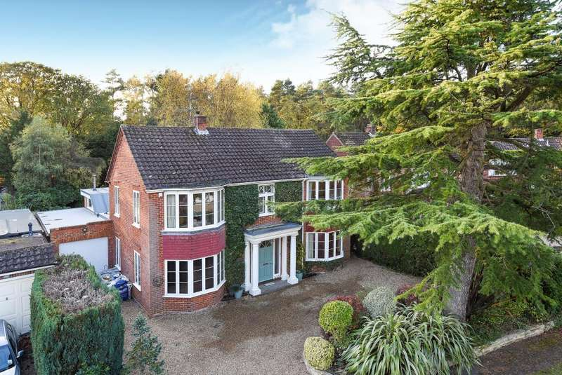 5 Bedrooms Detached House for sale in South Ascot, Berkshire, SL5