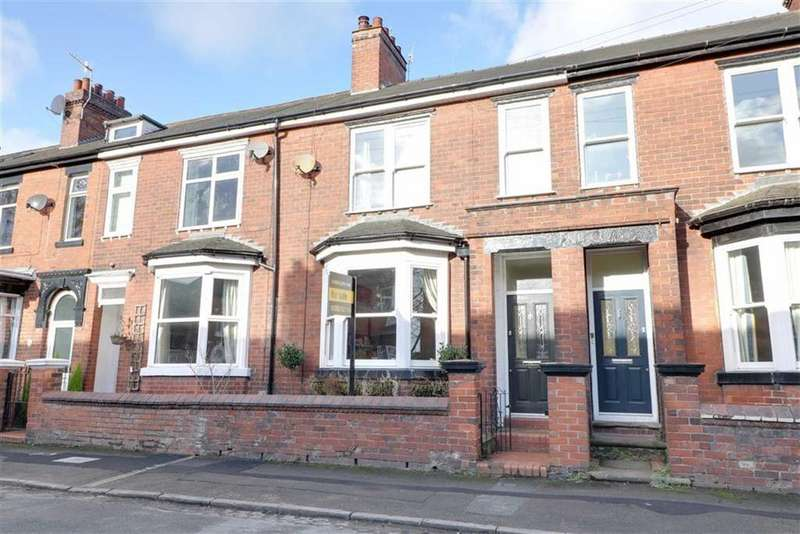 3 Bedrooms Town House for sale in Sydney Street, Newcastle-under-Lyme