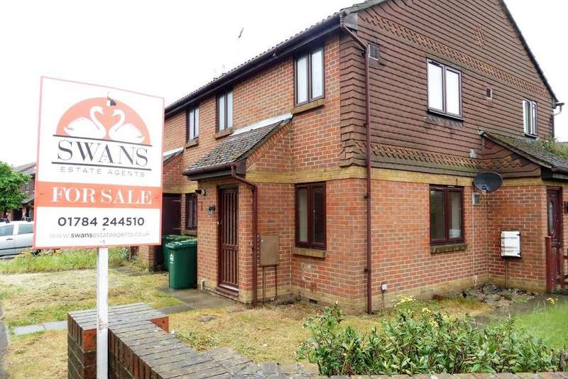 1 Bedroom House for sale in Dutch Barn Close, Stanwell, TW19
