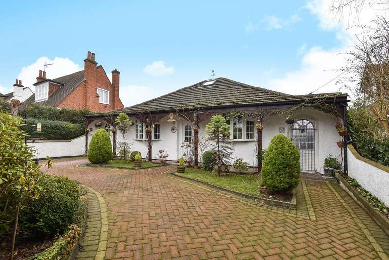 5 Bedrooms Detached Bungalow for sale in High Wycombe, Buckinghamshire, HP13