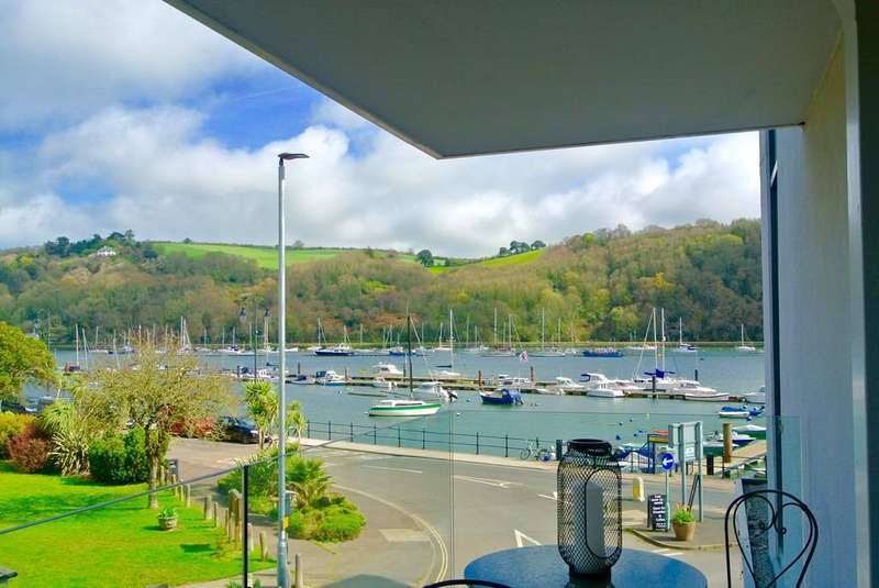 2 Bedrooms Apartment Flat for sale in Apartment 2, Sails, College Way, Dartmouth, Devon, TQ6 9DQ