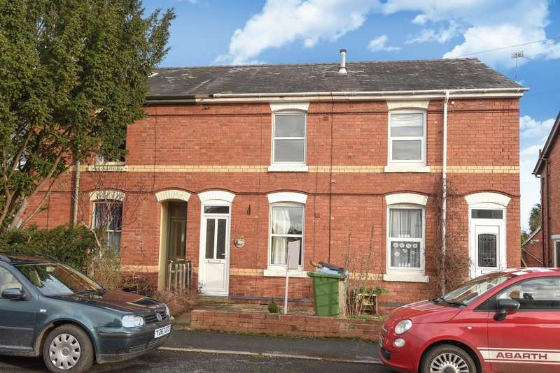 2 Bedrooms House for sale in Westfield, Hereford, HR4