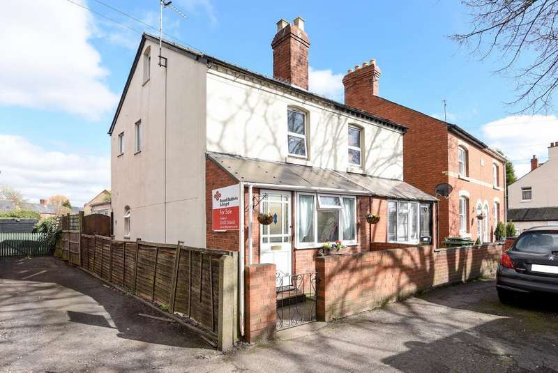 2 Bedrooms House for sale in Hereford, City, HR4