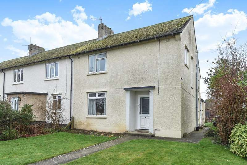 3 Bedrooms House for sale in Woodstock, Oxfordshire, OX20