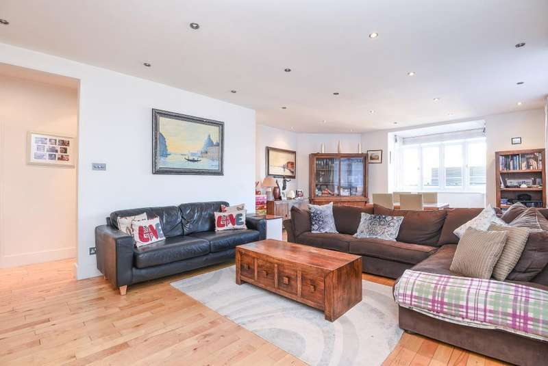 4 Bedrooms Flat for sale in Moscow Road, W2, W2