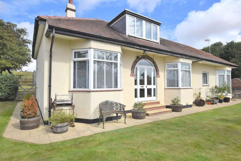 6 Bedrooms Detached Bungalow for sale in Moor Lane, East Ayton, Scarborough, North Yorkshire YO13 9EW