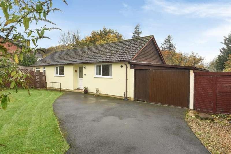 2 Bedrooms Detached Bungalow for sale in Rock Park, Llandrindod Wells, LD1