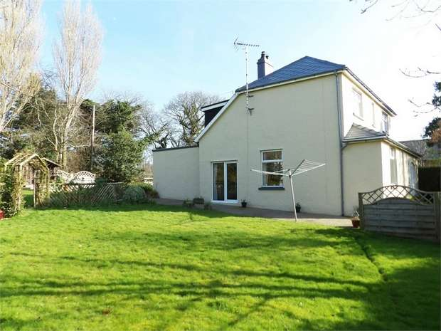 3 Bedrooms Detached House for sale in Aberystwyth Road, Cardigan, Ceredigion