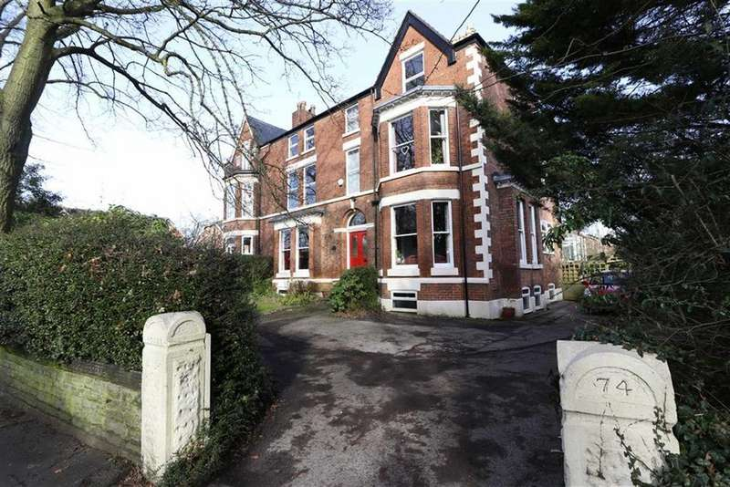 6 Bedrooms Semi Detached House for sale in High Lane, Chorlton, Manchester, M21