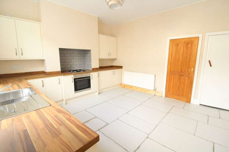 2 Bedrooms Terraced House for rent in Park Street, Helmshore, Rossendale, BB4