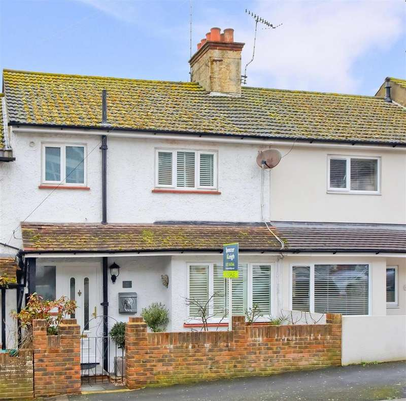 3 Bedrooms Terraced House for sale in Dudley Road, Hollingdean, Brighton