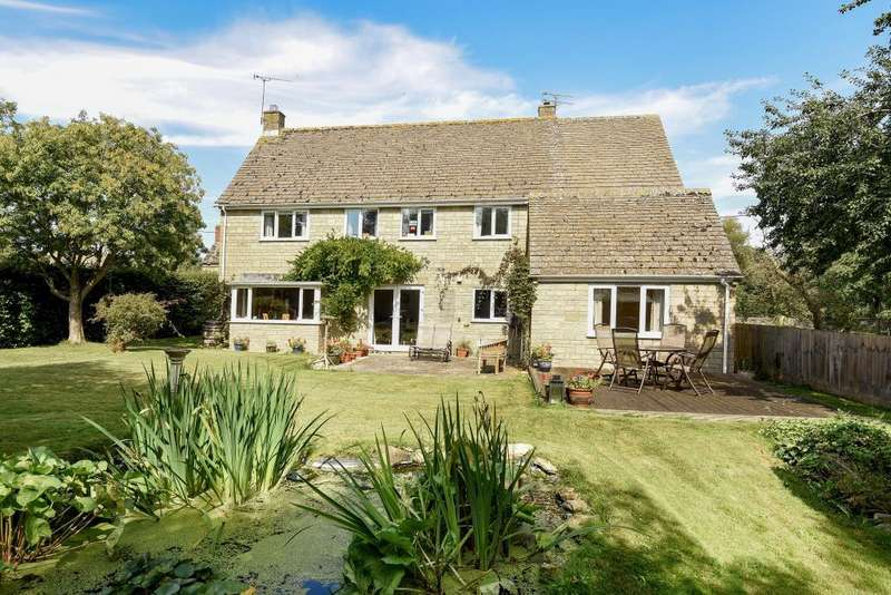 5 Bedrooms Detached House for sale in Kelmscott, Lechlade, GL7