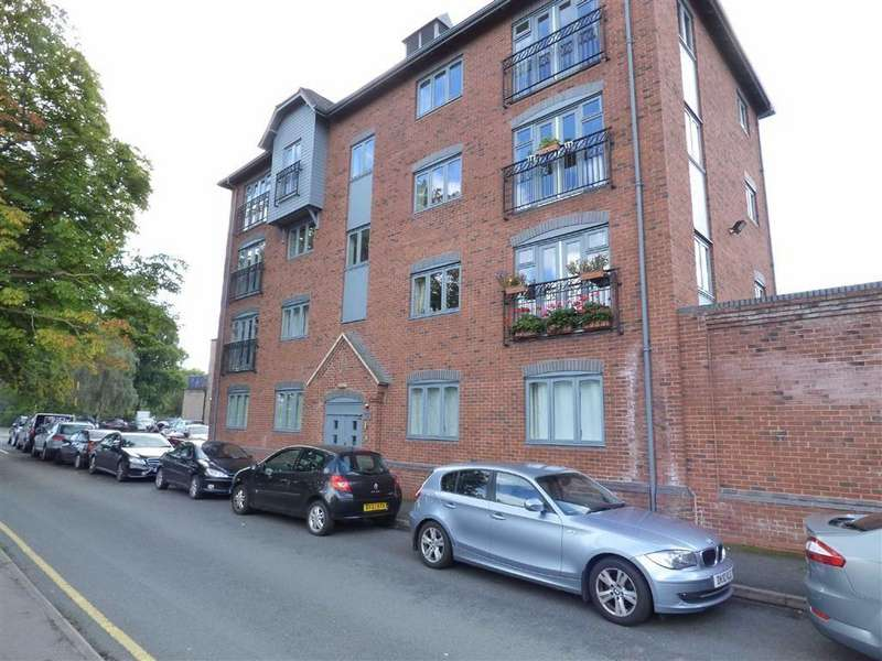2 Bedrooms Apartment Flat for sale in South Street, Stafford