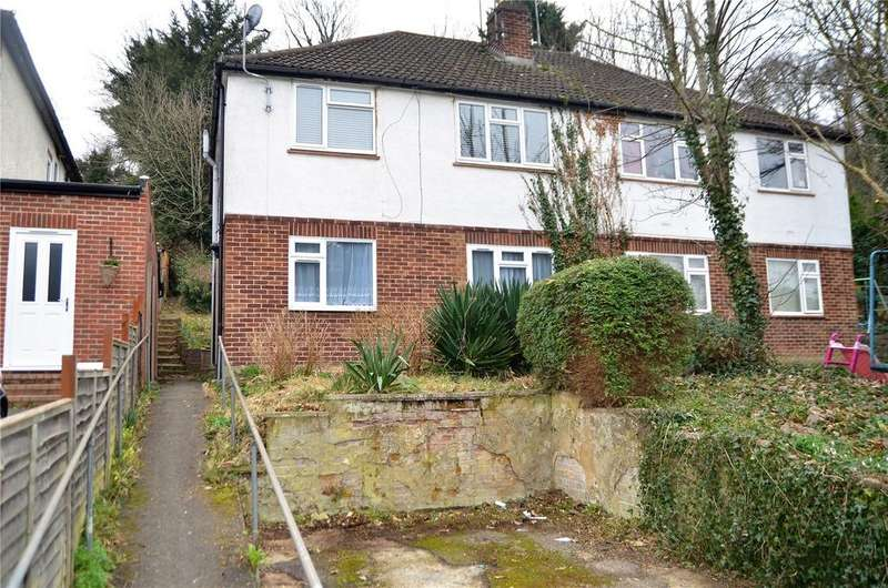 2 Bedrooms Maisonette Flat for sale in Hemdean Road, Caversham, Reading, Berkshire, RG4