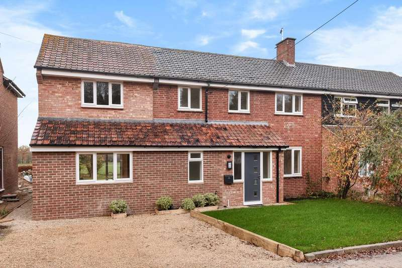 4 Bedrooms House for sale in Croom Cottages, Rowstock, OX11