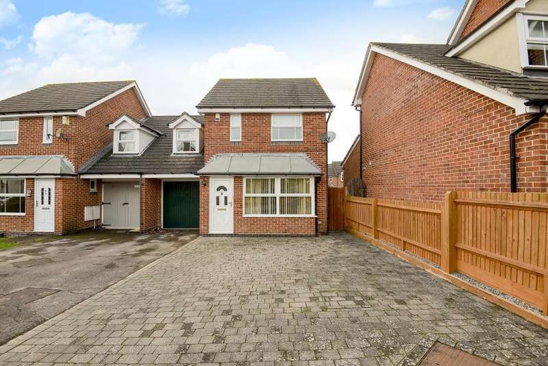 3 Bedrooms House for sale in Broadmeadow End, Thatcham, West Berkshire, RG18