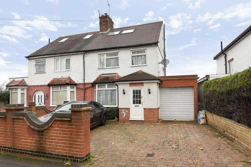 4 Bedrooms House for sale in Eastbury Road, WD19