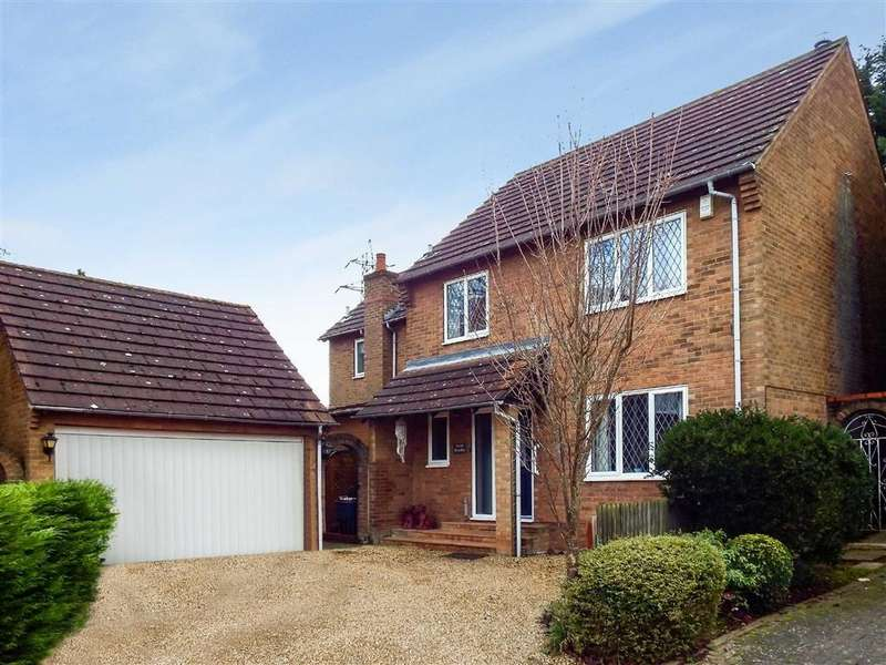 5 Bedrooms Detached House for sale in Newlyn Close, Stevenage, Hertfordshire, SG1