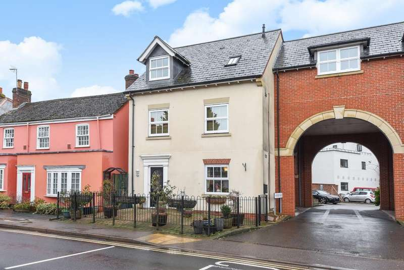 2 Bedrooms Flat for sale in Abingdon, Oxfordshire OX14, OX14