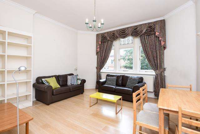 2 Bedrooms Flat for sale in Frognal, Hampstead, NW3, NW3
