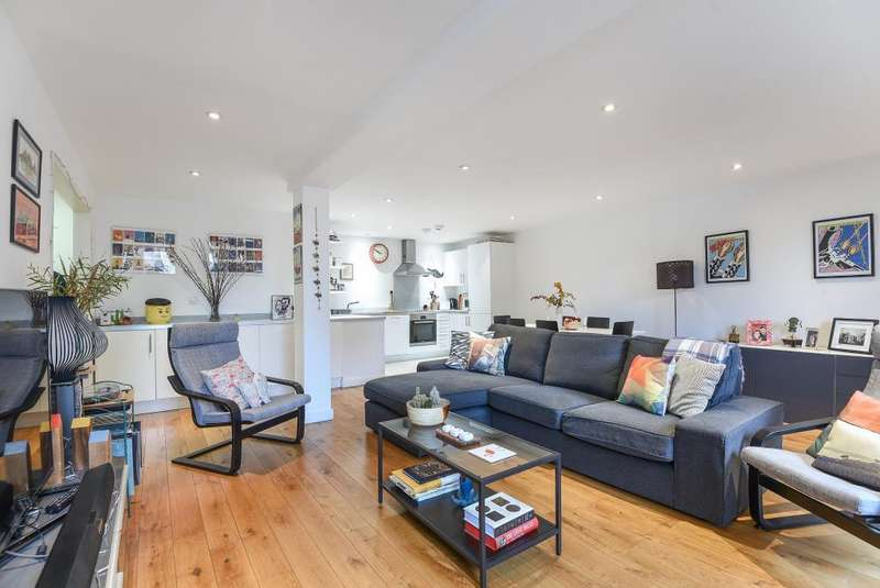 2 Bedrooms Flat for sale in London Street, Reading, RG1