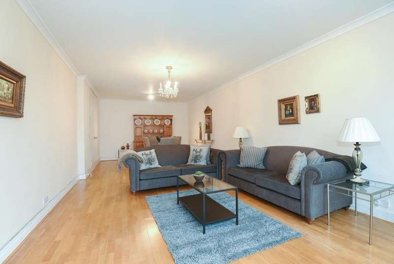3 Bedrooms Flat for sale in Cavendish House, St Johns Wood, NW8, NW8