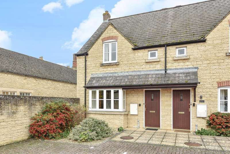 2 Bedrooms House for sale in Eynsham, Oxfordshire, OX29