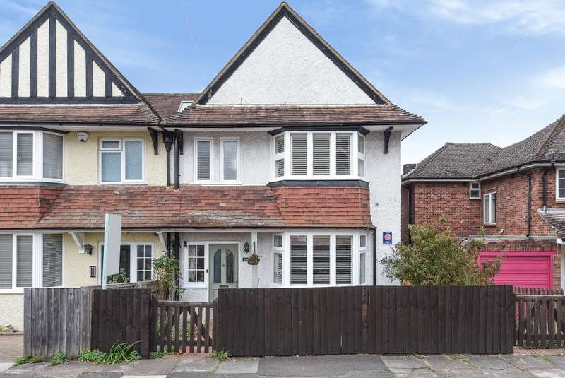 3 Bedrooms House for sale in Vale Road, Aylesbury, HP20