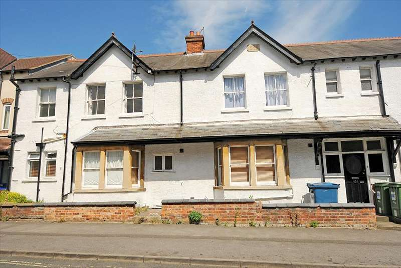 2 Bedrooms Flat for sale in Central Headington, Oxford, OX3