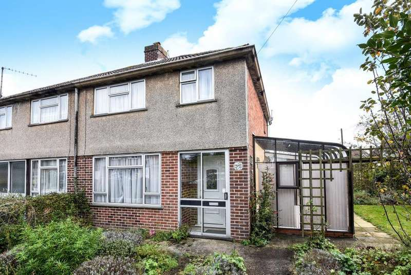 2 Bedrooms House for sale in Botley, West Oxford, OX2