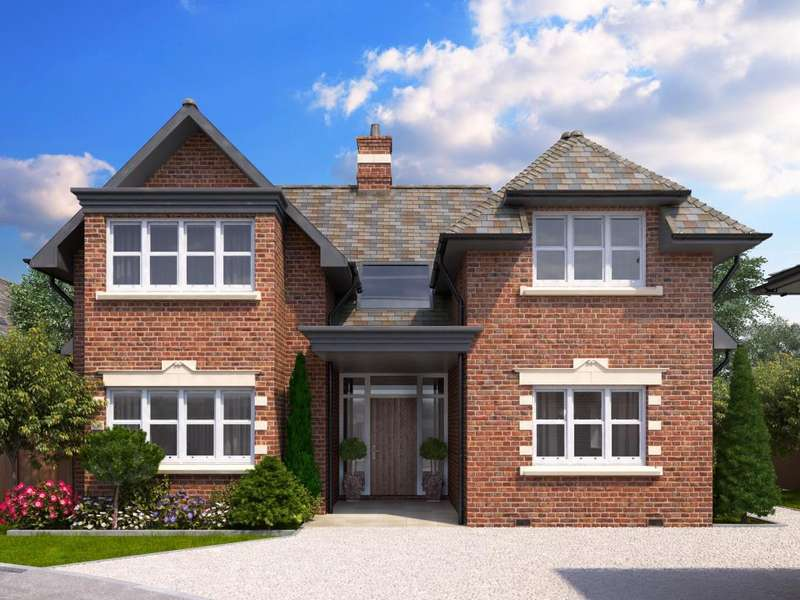 4 Bedrooms Detached House for sale in Cumnor Hill, Oxford, OX2