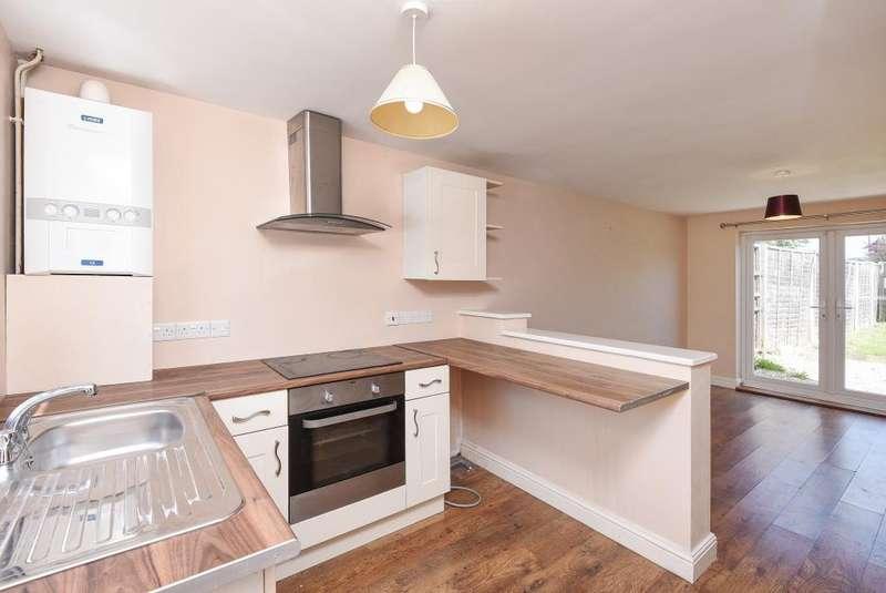 2 Bedrooms House for sale in Tristram Road, Ducklington, Witney, OX29