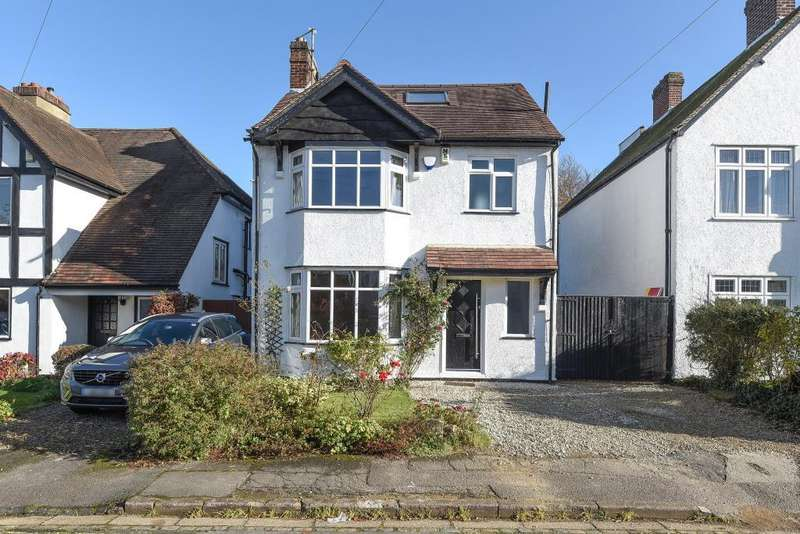 4 Bedrooms Detached House for sale in Headington, Oxford, OX3