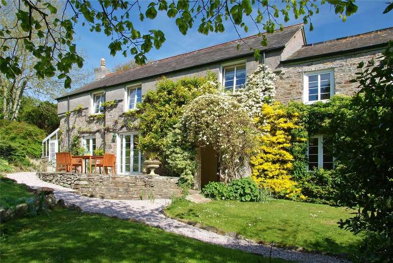4 Bedrooms Detached House for sale in Collaton, Salcombe, Devon, TQ7