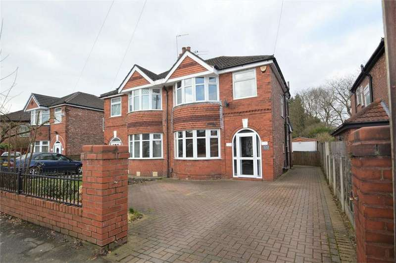 3 Bedrooms Semi Detached House for sale in Conway Road, SALE, Cheshire